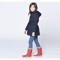Waterproof trenchcoat AIGLE KID GIRL