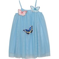 Strappy butterfly dress CHARABIA KID GIRL