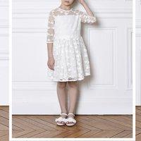 CEREMONY DRESS CHARABIA KID GIRL