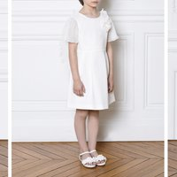Formal dress with wings CHARABIA KID GIRL