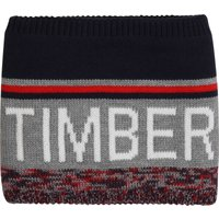 Lined jacquard knit snood TIMBERLAND KID BOY