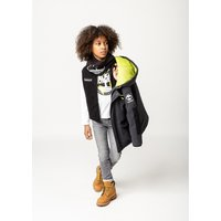 Reflective jacquard snood TIMBERLAND KID BOY