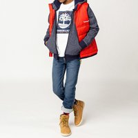 Sleeveless parka TIMBERLAND KID BOY