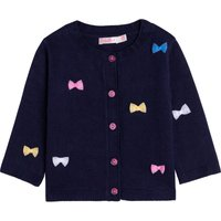 Tricot cardigan with bows BILLIEBLUSH INFANT GIRL
