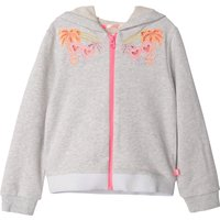 Embroidered hooded cardigan BILLIEBLUSH KID GIRL