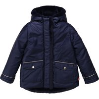 Lined hooded puffer jacket BILLIEBLUSH KID GIRL