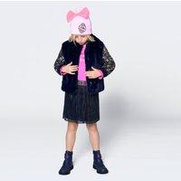 Faux fur jacket BILLIEBLUSH KID GIRL