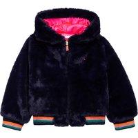 Zipped hooded cardigan BILLIEBLUSH KID GIRL