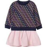2-in-1 effect dress THE MARC JACOBS INFANT GIRL