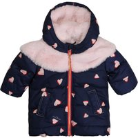 Printed hooded winter jacket THE MARC JACOBS INFANT GIRL