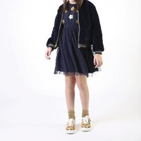 Dress in dotted swiss tulle THE MARC JACOBS KID GIRL