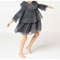 Frilled formal dress THE MARC JACOBS KID GIRL