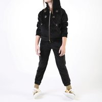 HOODED CARDIGAN THE MARC JACOBS KID GIRL