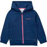 Hooded tracksuit cardigan THE MARC JACOBS KID GIRL
