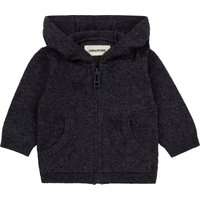 Hooded knitted cardigan ZADIG and VOLTAIRE INFANT UNISEX