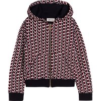 Hooded jogging cardigan ZADIG and VOLTAIRE KID GIRL