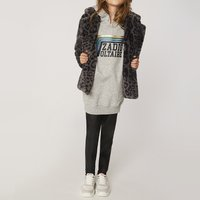 Faux fur coat ZADIG and VOLTAIRE KID GIRL