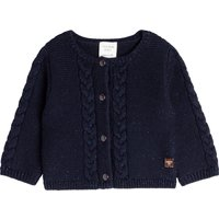 Cotton and wool cardigan CARREMENT BEAU INFANT GIRL