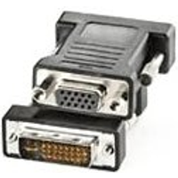 Good Connections DVI (24+5) / VGA Adapter für VGA-Monitore an DVI-Grafikkarte