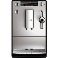 Melitta Caffeo Solo Perfect Milk Kaffeevollautomat E 957-103 silber