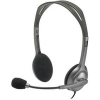Logitech H111 On-ear Grey