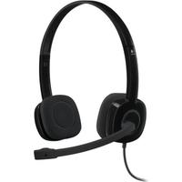 Logitech H151 On-ear Black