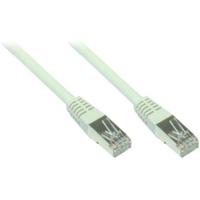 Good Connections Patch Netzwerkkabel RJ45 SF/UTP CAT5e 0,15m grau 8550-002