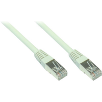 Good Connections Patch Netzwerkkabel RJ45 SF/UTP CAT5e 0,25m grau 8550-003