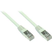 Good Connections Patch Netzwerkkabel RJ45 SF/UTP CAT5e 0,5m grau 8550-005