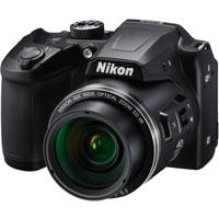 Nikon COOLPIX B500 Bridgekamera schwarz