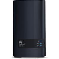 WD My Cloud EX2 Ultra NAS System 2-Bay 16TB (2x 8TB WD RED HDD)