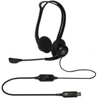 Logitech 960 USB On-ear Black