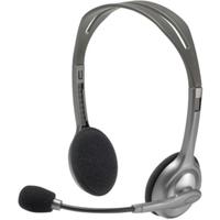 Logitech LGT-H110 On-ear Silver