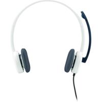 Logitech H150 On-ear White