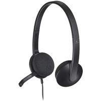 Logitech H340 On-ear Black