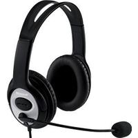 Microsoft LifeChat LX-3000 On-ear Black