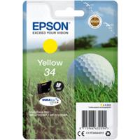 Epson C13T34644010 Druckerpatrone 34 gelb