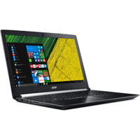 Acer Aspire 7 A715 i7 15.6 inch IPS HDD+SSD Black