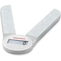 Soehnle 66226 Genio Digitale Küchenwaage White