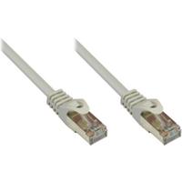 Good Connections 1,0m RNS Patchkabel CAT5E SF/UTP PVC grau