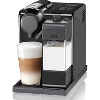 DeLonghi EN 560.B Lattissima Touch Nespresso-System Schwarz Grau