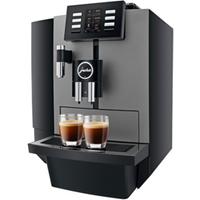 JURA Gastro X6 Dark Inox Kaffeevollautomat