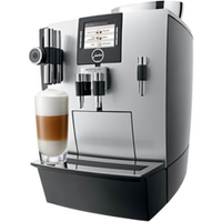 JURA Gastro IMPRESSA XJ9 Brilliant-Silber Kaffeevollautomat