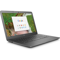 HP Chromebook 14 G5 Celeron 14 inch IPS eMMC Grey