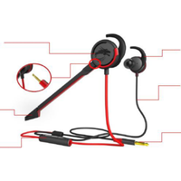 MSI Immerse GH10 In-ear Red