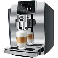JURA Z8 Aluminium Chrom Kaffeevollautomat