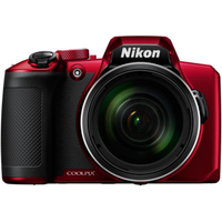 Nikon COOLPIX B600 Digitalkamera rot