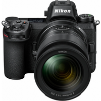 Nikon Z6 Kit Gehäuse Systemkamera + 24-70 mm / 4 S E Objektiv