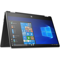 HP Pavilion x360 14 i5 14 inch IPS SSD Convertible Silver