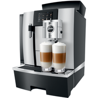 JURA Gastro GIGA X3 Aluminium Professional Kaffeevollautomat